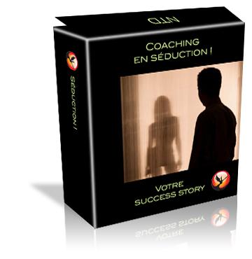Coaching spécialisé en séduction
