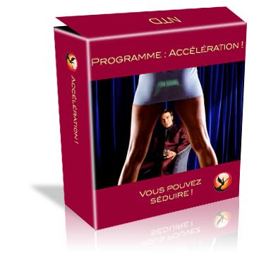 """Programme """"Accélération"""""""