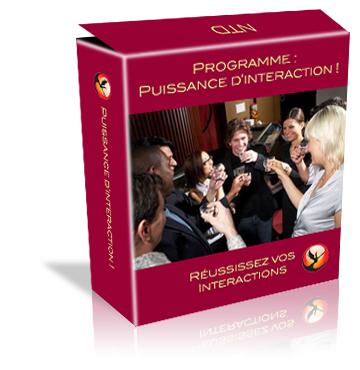 """Programme """"Puissance d'Interaction"""""""