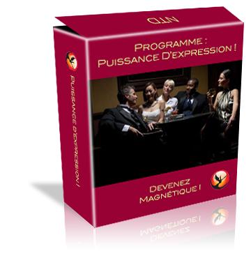"""Programme """"Puissance d'Expression"""""""