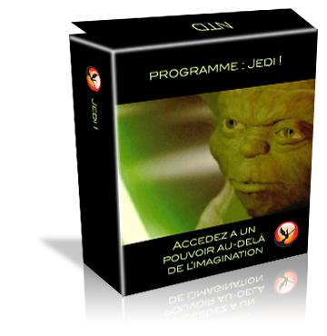 """Programme """"Jedi"""""""